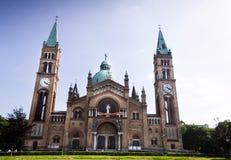 Saint Anton Church à Vienne Photos libres de droits