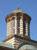 Saint Antonie Church dome Royalty Free Stock Photography