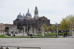 Saint Antonio Basilica, During good friday 2015, Padua , Italy stock images