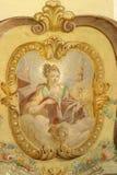 Saint Apollonia Stock Photo