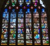 Saint-Aubin church in Guerande, France Stock Photos