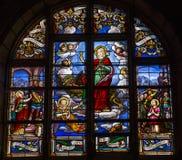 Saint-Aubin church in Guerande, France Stock Photo
