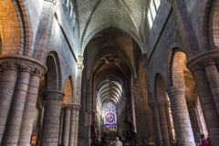 Free Saint-Aubin Church In Guerande, France Stock Images - 90293894