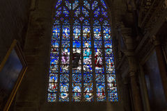 Free Saint-Aubin Church In Guerande, France Royalty Free Stock Image - 90301026