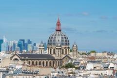 The Saint Augustin church, Paris, France. Stock Photography