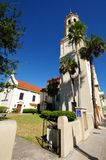 Saint augustine cathedral. In florida,spanish style Stock Image