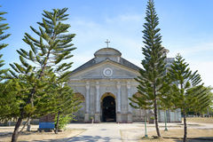 The Saint Augustine Church of Panglao, Bohol Stock Images