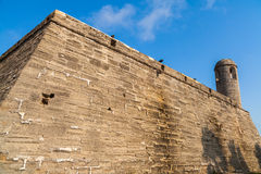 Saint Augustine Fort photo stock