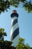Saint Augustine Lighthouse Stock Photography