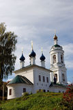 Saint Barbara church in Ples, Russia. Stock Photos