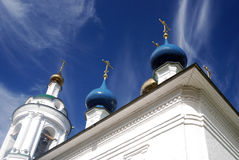 Saint Barbara church in Ples, Russia. Stock Photography