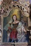 Saint Barbara Royalty Free Stock Photos