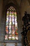Saint Barbara's Church, Kutna Hora Royalty Free Stock Photo