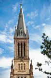Saint-Barthélémy church in Mulhouse Stock Photo