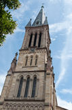 Saint-Barthelemy church in Mulhouse Royalty Free Stock Photography