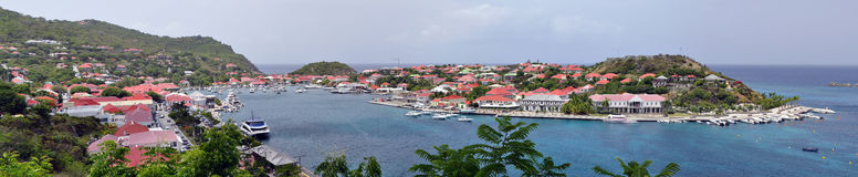 Saint Barthelemy. Stock Photo