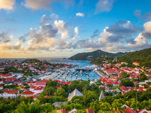 Saint Barthelemy stock photography