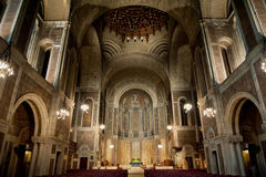 Saint bartholomew's church new york Stock Images