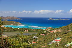 Saint Barts Stock Photography