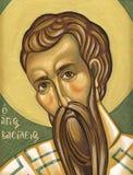 Saint Basil - Agios Vasilios Stock Image