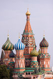 Saint basil cathedral Stock Images