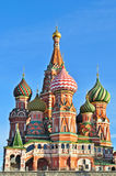 Saint Basil Cathedral in Moscow Royalty Free Stock Images
