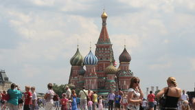 Saint Basil Cathedral Royalty Free Stock Photography