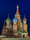 Saint Basil Cathedral Royalty Free Stock Photos