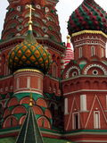 Saint Basil's Cathedral. Red Square, Moscow, Russia Royalty Free Stock Photography
