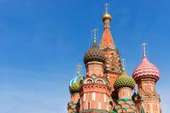 Saint Basil's Cathedral Royalty Free Stock Image