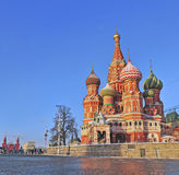 Saint Basil's Cathedral Royalty Free Stock Image