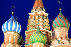 Saint Basil's Cathedral, Moscow, Russia Royalty Free Stock Photography