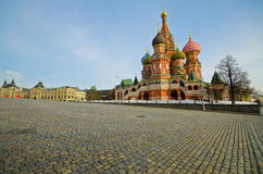 Saint Basil's Cathedral, Russia Royalty Free Stock Photos