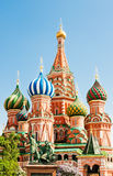 Saint Basil's Cathedral, Russia Royalty Free Stock Photography