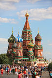 Saint Basils Cathedral, Moscow, Russia Royalty Free Stock Image
