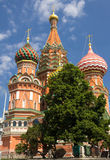 Saint Basils Cathedral at the Red Square Royalty Free Stock Photography