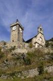 Saint Beat Castle, Midi Pyrennes Stock Image