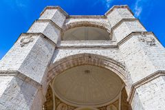 Saint Benedict Church Royalty Free Stock Photos