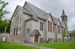 Saint Benoit church Royalty Free Stock Image