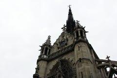 Saint-Bernard de la Chapelle Church, Paris Stock Photos