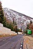 Saint Bernard Pass Royalty Free Stock Photos