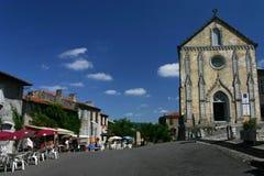 Saint-Bertrand de Comminges Stock Photos