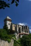Saint-Bertrand de Comminges Royalty Free Stock Images