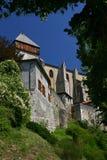 Saint-Bertrand de Comminges Royalty Free Stock Photos