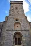 Saint Bertrand de Comminges Tower Royalty Free Stock Photos