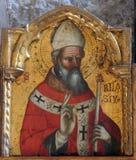 Saint Blaise fotografia de stock