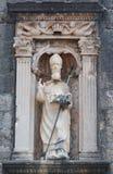 Saint Blaise - Dubrovnik Fotografia de Stock
