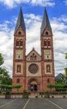 Saint Bonifacius church, Heidelberg, Germany Royalty Free Stock Image