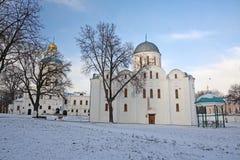 Saint boris and gleb cathedral and collegium Stock Images