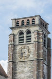 Saint Brise Church in Tournai, Belgium Royalty Free Stock Photos